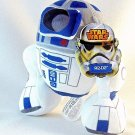 STAR WARS R2-D2 ROBOT DROID ,PLUSH DOLL- LUCAS FILM/DISNEY,HIGH QUALITY, NEW