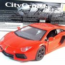 LAMBORGHINI AVENTADOR LP 700-4 , NEWRAY 1/32 DIECAST CAR COLLECTOR'S MODEL, NEW