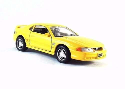 FORD MUSTANG GT 1994 WELLY 1/32 DIECAST CAR COLLECTOR'S  MODEL,FORD COLLECTION