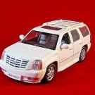 CADILLAC ESCALADE, WHITE ALTAYA 1/43 DIECAST CAR COLLECTOR'S MODEL ,NEW