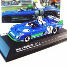 MATRA MS670B #7 1974 BLUE IXO ALTAYA 1/43 DIECAST CAR COLLECTOR'S MODEL , NEW