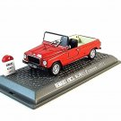 RENAULT RODEO ACL EVASION OPEN 1971,RED EDICOLA 1/43 DIECAST CAR MODEL,RARE, NEW