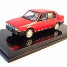 1984 ALFA ROMEO-90 SUPER BERLINA PEGO 1/43 RED DIECAST CAR COLLECTOR'S MODEL1/43