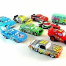 CARS SET*9 MATTEL DISNEY PIXAR CARS 1:55 DIECAST CAR COLLECTOR'S MODEL