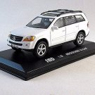 MERCEDES BENZ GL-CLASS 2007 WHITE HIGH-SPEED1/43 DIECAST CAR MODEL,WITH SHOWCASE