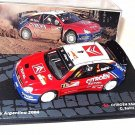 CITROEN XSARA WRC#4 ,2004 RED ALTAYA 1/43 DIECAST CAR COLLECTOR'S MODEL,NEW,RARE