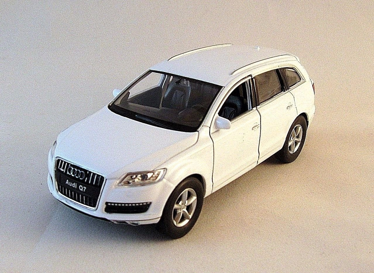 2010 AUDI Q7,WELLY 1/32 DIECAST CAR MODEL,COLLECTIBLE MODEL,COLLECTOR'S ITEM,NEW