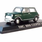 BMC MINI COOPER S, GREEN ALTAYA 1/43 DIECAST CAR COLLECTOR'S MODEL,  NEW