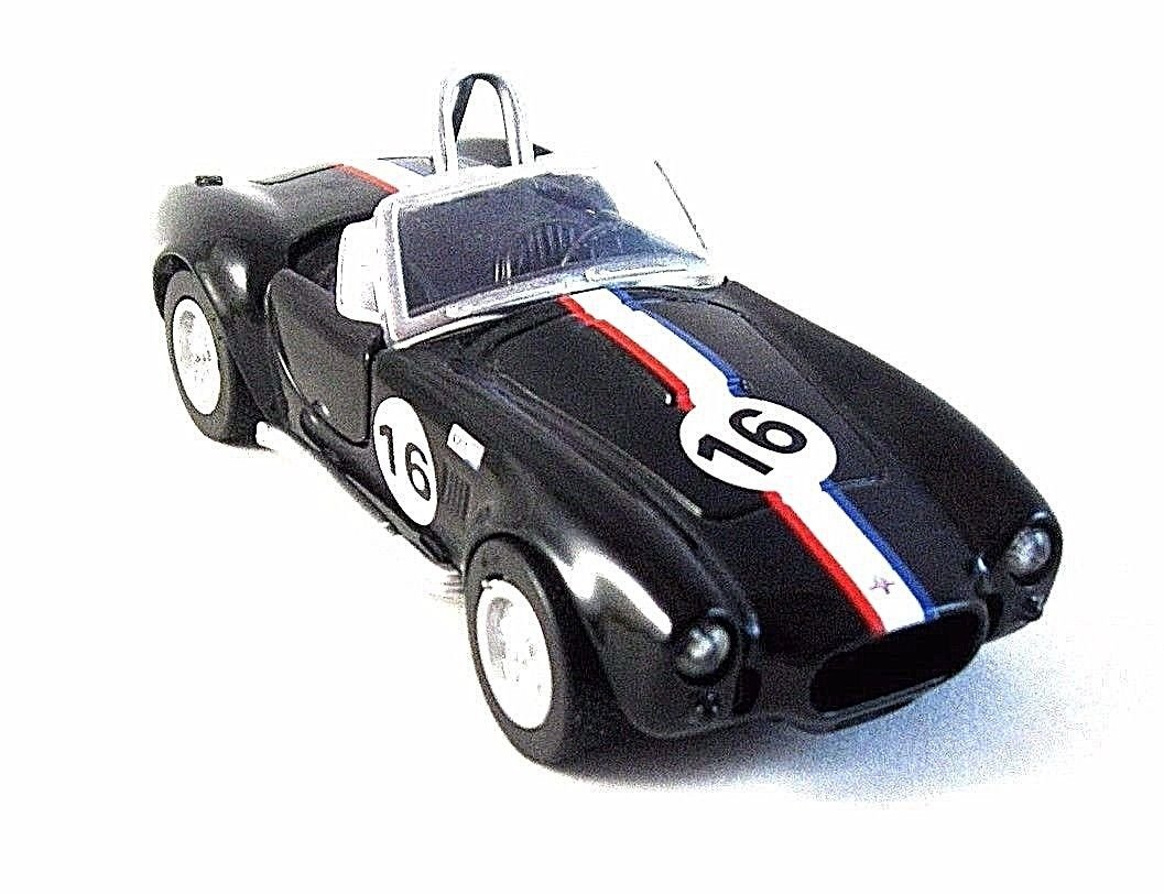 SHELBY COBRA 427 S/C NEWRAY 1/32 DIECAST CAR MODEL,CITY CRUISER COLLECTION, NEW