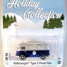 VOLKSWAGEN VW TYPE 2 PANEL VAN LIMITED EDITION GREENLIGHT 1/64 DIECAST CAR MODEL