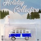 VOLKSWAGEN VW SAMBA BUS LIMITED EDITION GREENLIGHT 1/64 DIECAST CAR MODEL,NEW