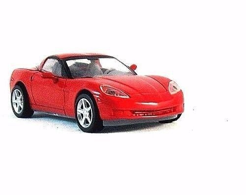 CHEVROLET CORVETTE COUPE 2006 NEWRAY1/43 DIECAST CAR MODEL,CAR COLLECTOR'S MODEL