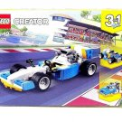 LEGO CREATOR 3 IN 1, EXTREME ENGINES SERIES 31072 RACE CAR SET, HIGH QUALITY