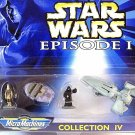 STAR WARS EP1 MICRO MACHINES-EPISODE 1 THE ORIGINAL SCALE MINIATURES,COLLECTION4