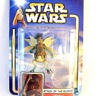 STAR WARS AOTC CARDED WATTO C-7/8,COLLECTION 2 ATTACK OF THE CLONES,COLLECTIBLE