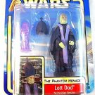 STAR WARS THE PHANTOM MENACE CARDED LOTT DOD,NEIMOIDIAN SENATOR,COLLECTOR'S ITEM