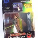 STAR WARS POTF2 ELECTRONIC POWER F/X OBI WAN KENOBI C7/8 WITH GLOWING LIGHTSABER