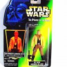 STAR WARS POTF2 GREEN CARD LUKE SKYWALKER (CEREMONIAL) , COLLECTOR'S ITEM,NEW