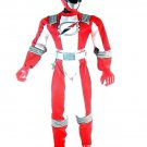 POWER RANGERS, BIG RED ACTION FIGURE 29 CM. BATTERY OPERATED ,COLLECTIBLE