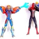 SPIDER-MAN - SET *3 SPIDER-MAN ACTION FIGURES ,COLLECTOR'S FIGURES ,HIGH QUALITY