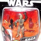 STAR WARS THE SAGA COLLECTION C-3PO WITH BATTLE DROID HEAD+BONUS,COLLECTIBLE,NEW