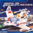 LEYI ,CLASSIC BUILDING BLOCKS - STAR SERIES/SPACESHIP HIGH QUALITY 99 PIECES NEW