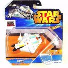 STAR WARS REBELS GHOST RAUMSCHIFF, HOTWHEELS, INCLUDING SPECIAL STAND, NEW