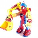 SPIDER-MAN - WITH LIFTING SPOON , MARVEL LEGEND ACTION FIGURE ,HIGH QUALITY,RARE