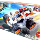 BAN BAO ,CLASSIC BUILDING BLOCKS -TURBO POWER RACE CAR HIGH QUALITY,86 PIECES