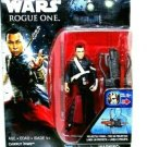 STAR WARS, CHIRRUT IMWE, ROGUE ONE WITH ACCESSORIES, PROJECTILE FIRING, HASBRO