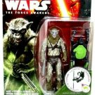 STAR WARS, HASSK THUG, THE FORCE AWAKENS + ACCESSORIES, HASBRO, NEW
