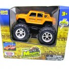 MIGHTY MONSTERS,BIG WHEELS MONSTER TRUCK WITH LIGHT AND SOUND FUNCTION,MOTORMAX