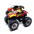 SET*2,MONSTER BIG WHEELS TRUCK HOTWHEELS SCALE 1:64