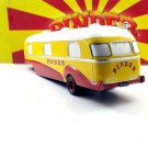 PINDER CIRCUS, CARAVAN TRAILER YEAR 1955, DIREKT COLLECTIONS SCALE 1:43