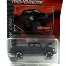 FORD F-150 RAPTOR, MAT BLACK MAJORETTE SCALE 1:64 DIECAST CAR COLLECTOR'S MODEL