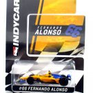 FORMULA 1 FERNANDO ALONSO CHEVROLET #66 QUALIFYING INDY 500 GREENLIGHT 1:64