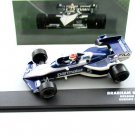 FORMULA-1 NELSON PIQUET BRABHAM BT52B #5 WINNER GP EUROPE YEAR 1983,ALTAYA 1:43