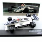 FORMULA-1 NELSON PIQUET BRABHAM BT49C #5 WINNER GP GERMANY YEAR 1981,ALTAYA 1:43