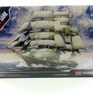 CLIPPER SHIP - CUTTY SARK, 50 YEAR ANNIVERSARY ACADEMY MODEL KITS SCALE 1:350