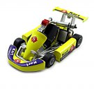Kart Turbo – Champion No.5 , Yellow Welly Scale 1:32 Model
