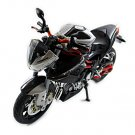 BENELLI TORNADO NAKED TRE R160 TITANIUM YEAR 2010 MAISTO 1:12 MOTORCYCLE MODEL