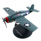 GRUMMAN F4F WILDCAT USA AIR FORCE YEAR 1942 GREEN DEAGOSTINI SCALE 1:72