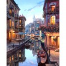 Venice Landscape DIY Acrylic Paint by Numbers kit
