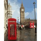 London landscape DIY Acrylic - NOT AVAILABLE AT THE MOMETN