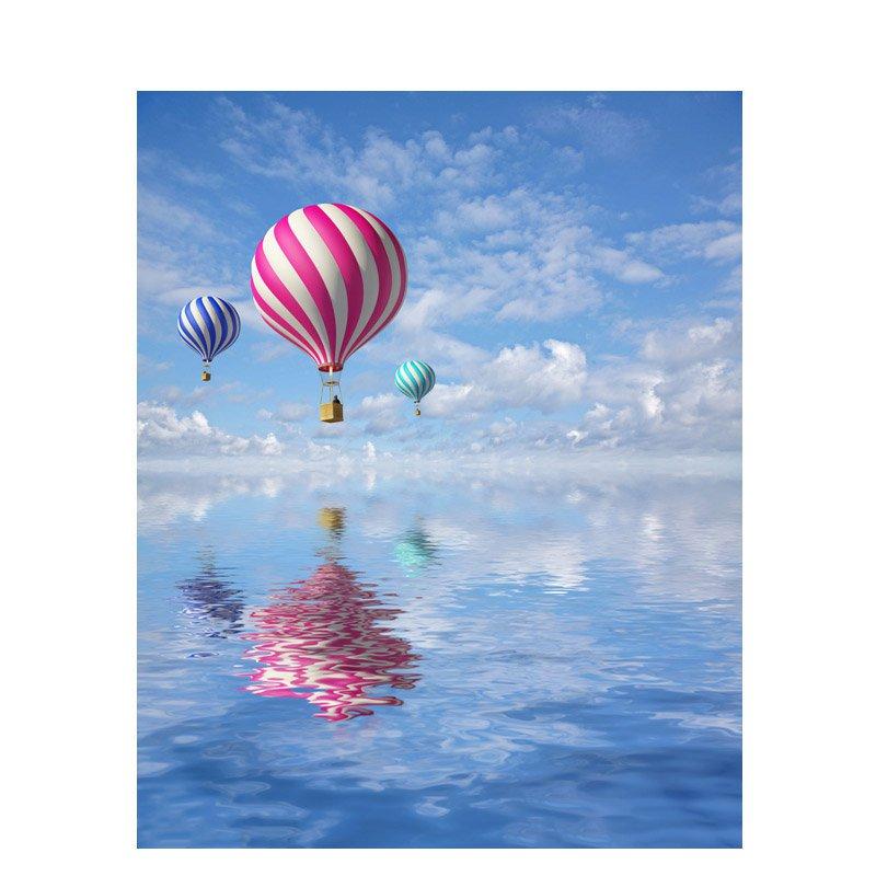 Hot air baloons DIY Acrylic - NOT AVAILABLE AT THE MOMETN