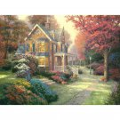Dream house DIY Acrylic Paint by Numbers kit