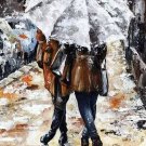 Walk in the rain DIY Acrylic - NOT AVAILABLE AT THE MOMETN