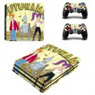 Futurama Vinyl Decal PS4 pro Skin for PlayStation 4 Console & 2 dualshocks