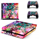 Rick and Morty PS4 Skin for PlayStation 4 Console and Controllers