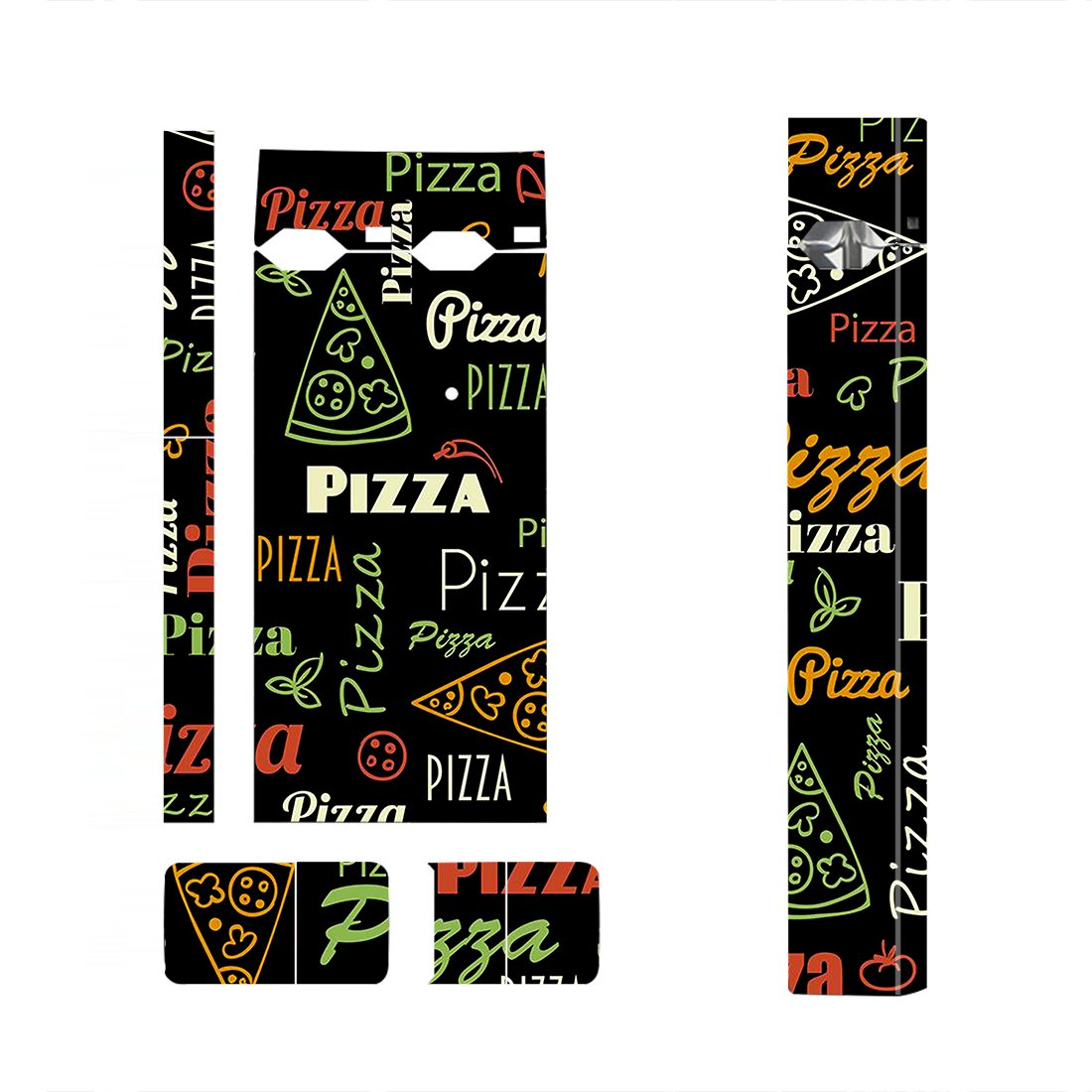 Pizza Skin Decal for JUUL